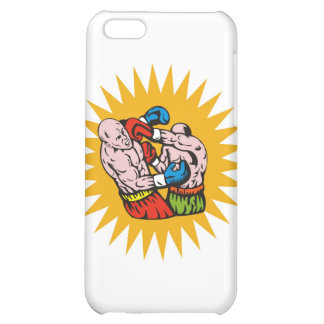 boxing boxer fighter fighting knockout punch iPhone 5C cover