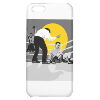 boxing boxer fighter fighting knockout punch iPhone 5C covers