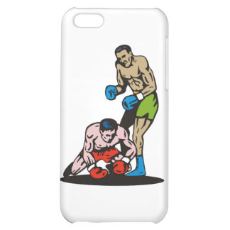 boxing boxer fighter fighting knockout punch cover for iPhone 5C