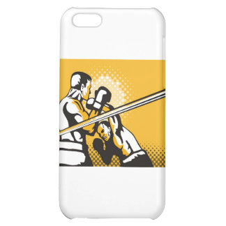 boxing boxer fighter fighting knockout punch iPhone 5C cases
