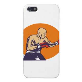 boxing boxer fighter fighting knockout punch iPhone 5 cover