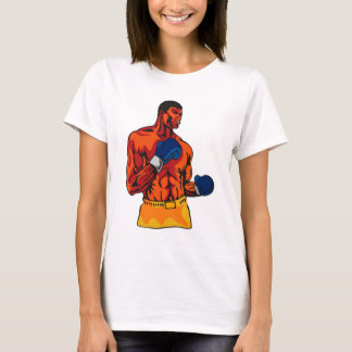 boxing boxer fighter fighting knockout punch T-Shirt