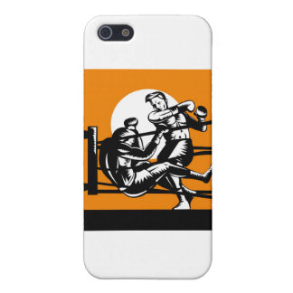 boxing boxer knockout punch cover for iPhone 5