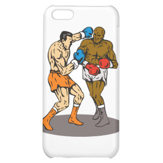 boxing boxer knockout punch iPhone 5C cover