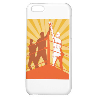boxing boxer victory winner cover for iPhone 5C
