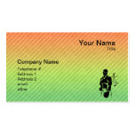 Boxing Double-Sided Standard Business Cards (Pack Of 100)