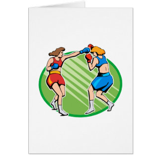 Boxing Card