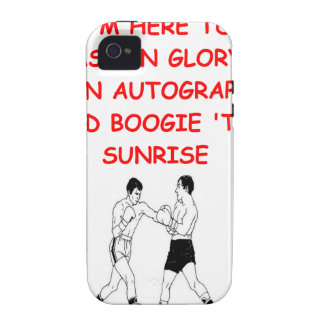 boxing vibe iPhone 4 covers