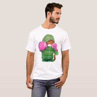 Boxing cat 3 tshirt