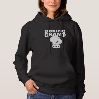 Boxing Champ Hoodie
