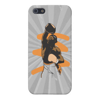 boxing champ iPhone SE/5/5s case