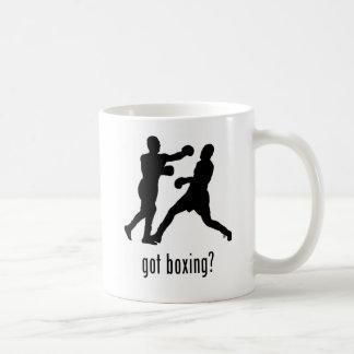 Boxing Coffee Mug