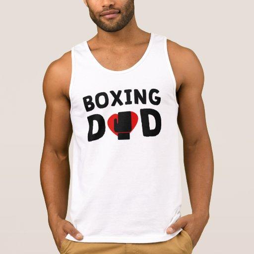 Boxing Dad Tanktops Tank Tops, Tanktops Shirts