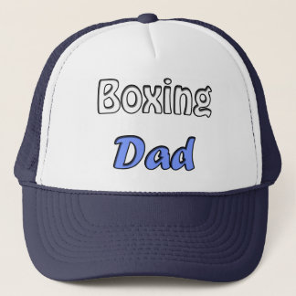 Boxing Dad Trucker Hat