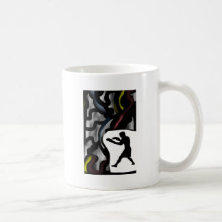 Boxing Darker Coffee Mug