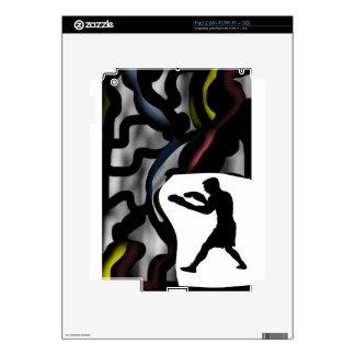 Boxing Darker iPad 2 Skins