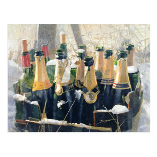 Boxing Day Empties 2005 Postcard