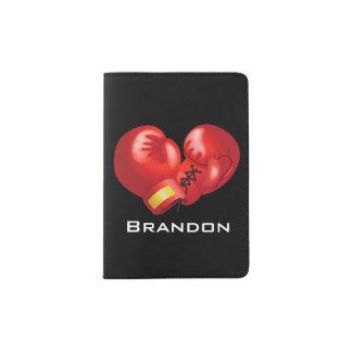 Boxing Design Passport Cover