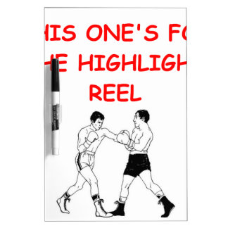 boxing dry erase whiteboards