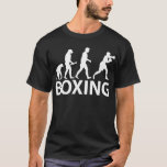 Boxing Evolution T-Shirt