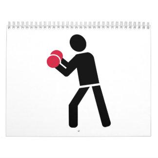 Boxing fight calendar