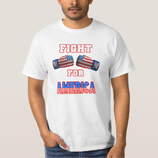 Boxing - Fight for America T-Shirt