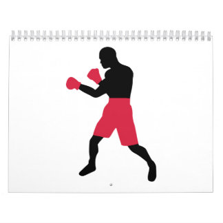 Boxing fighter calendars
