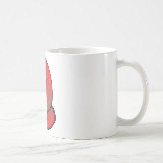 Boxing Glove in Hand drawn Style Coffee Mug