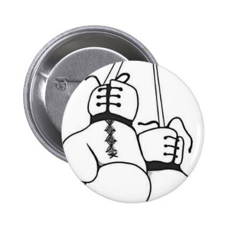 Boxing Gloves 5 2 Inch Round Button