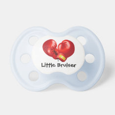 Boxing Gloves Design Pacifier at Zazzle