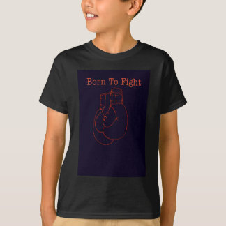 Boxing Gloves Fight Fan gift or present christmas T-Shirt