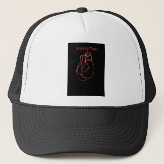 Boxing Gloves Fight Fan gift or present christmas Trucker Hat