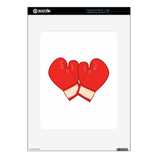 Boxing Gloves iPad Decal