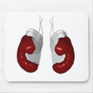 Boxing Gloves Mouse Pad
