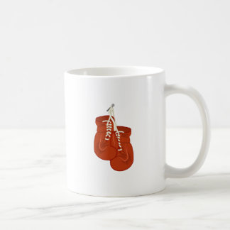 Boxing Gloves Coffee Mugs