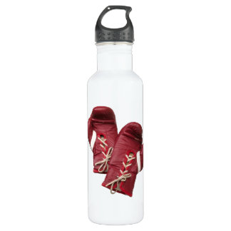 BOXING GLOVES 24OZ WATER BOTTLE