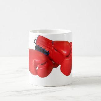 Boxing Gloves Red Coffee Mug