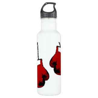 Boxing Gloves Stainless Steel Water Bottle