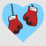 Boxing Gloves Stickers