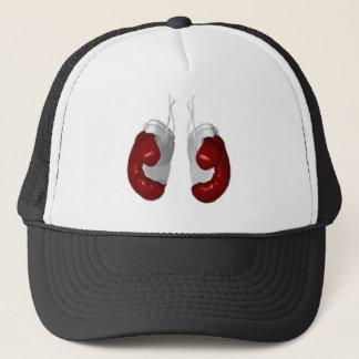 Boxing Gloves Trucker Hat