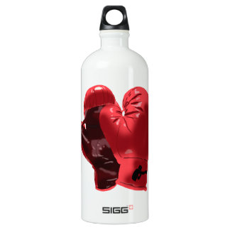 Boxing Gloves Water Bottle