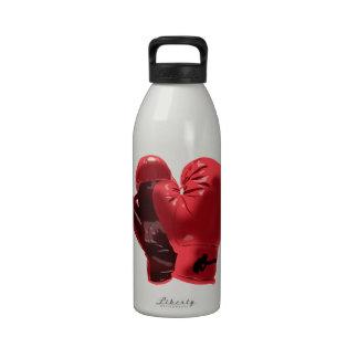 Boxing Gloves Water Bottles