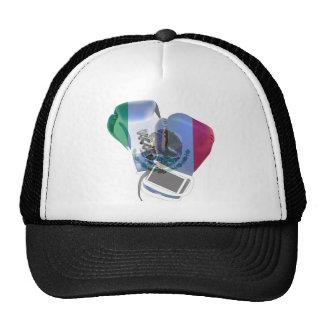 Boxing Trucker Hat