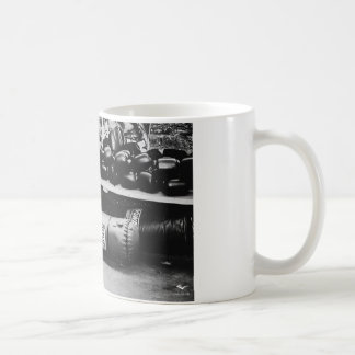 Boxing Heavy Bag Gloves Coffee Mug