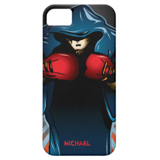 Boxing iPhone SE/5/5s Case