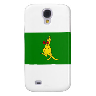 "Boxing kangaroo collector item""s samsung galaxy s4 cases"