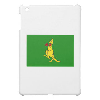 """Boxing kangaroo collector item""""s cover for the iPad mini"""