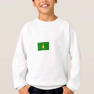 "Boxing kangaroo collector item""s sweatshirt"