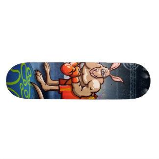 Boxing Kangaroo Skate Deck