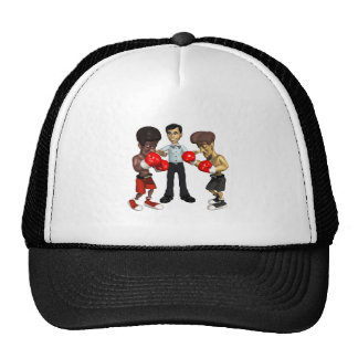 Boxing Match 2 Trucker Hat